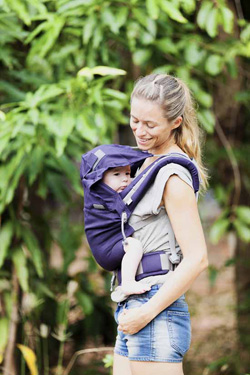 porter bébé quand il fait chaud en preforme P4