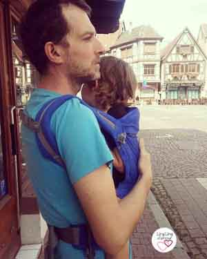 the easiest baby carrier for dads