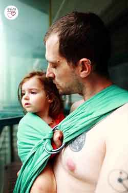 ringsling best carrier for dads
