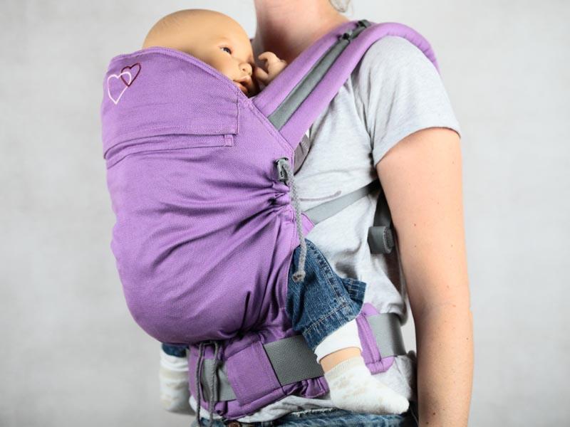 preforme P4 LLA porter bebe devant