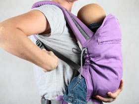 P4 full-buckle carrier easy to use