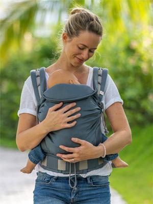 préformé portage bébé P4 Ling Ling d'amour
