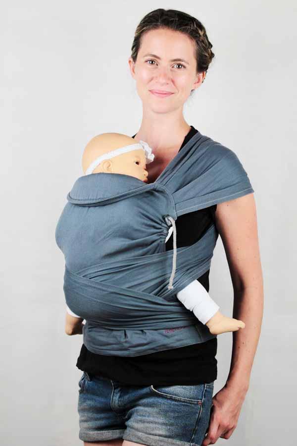 meitai porte-bébé bretelles larges et non rembourrées du Mid-Tai Ling Ling d'amour