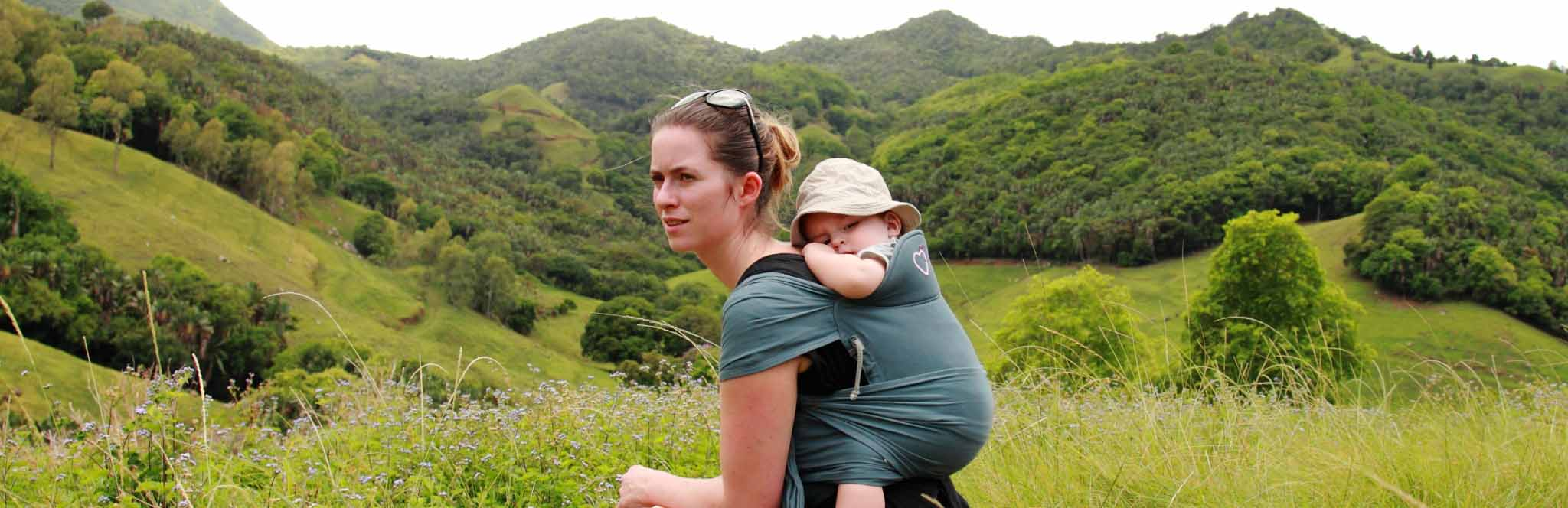 porte-bébé meitai physiologique évolutif Mid-Tai LLA