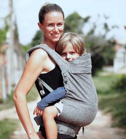 préformé porte-enfant 3 ans preschool LLA