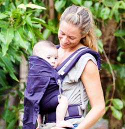 préformé porte bébé physiologique nouveau-né P4 baby size LLA